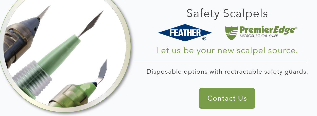 Safety Scalpels Web Banner