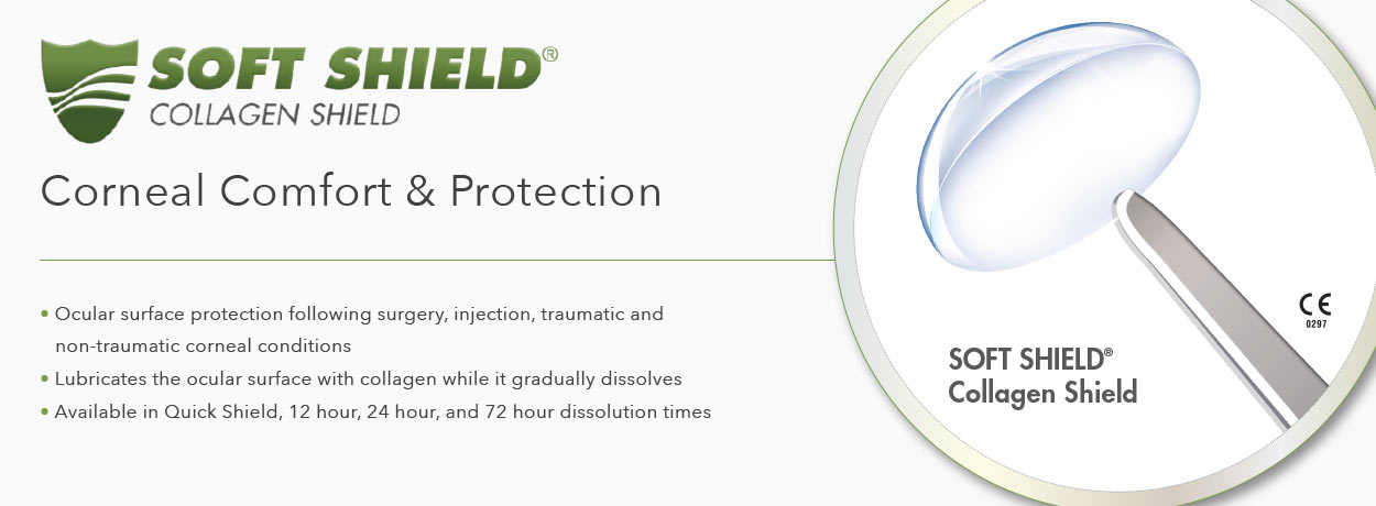 SOFT SHIELD Collagen Shield Web Banner